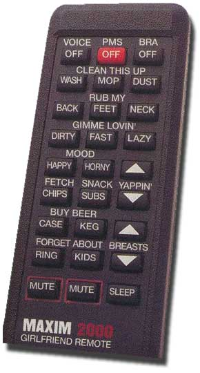 girlfriend remote